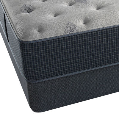 Simmons Beautyrest Silver® Emory Hope Luxury Firm - Mattress + Box Spring