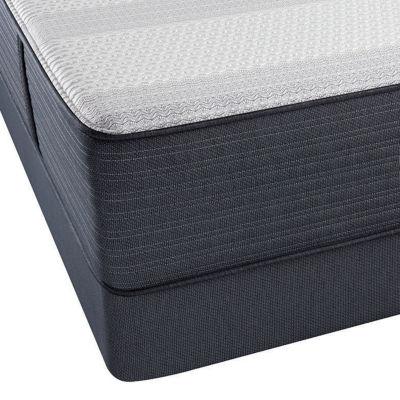 Simmons® Beautyrest® Platinum® Melvina Luxury Firm Tight-Top Hybrid - Mattress + Box Spring