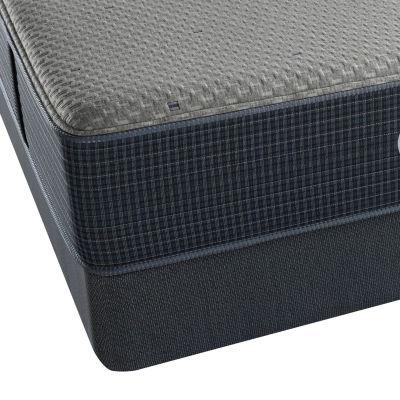 Simmons Beautyrest Silver® Hybrid San Juan Luxury Firm - Mattress + Box Spring