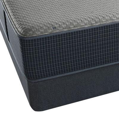 Simmons Beautyrest Silver® Perdido Key Plush - Mattress + Box Spring