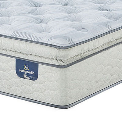 Serta® Sertapedic® Lawrenceville Super Pillowtop Plush - Mattress Only