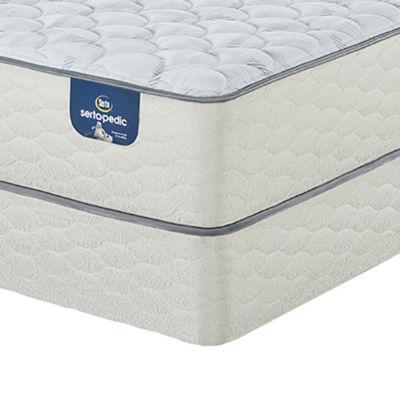 Serta® Sertapedic® Walbrook Firm - Mattress + Box Spring
