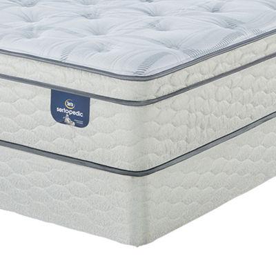 Serta® Sertapedic® Lawrenceville Euro Top - Mattress + Box Spring