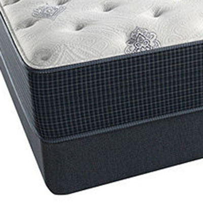 Simmons Beautyrest Silver® Erickson Plush - Mattress + Box Spring