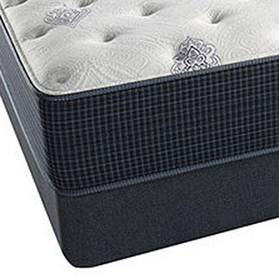 Simmons Beautyrest Silver 174 Erickson Plush Mattress Box