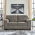 Signature Design by Ashley® Termoli Track-Arm Loveseat