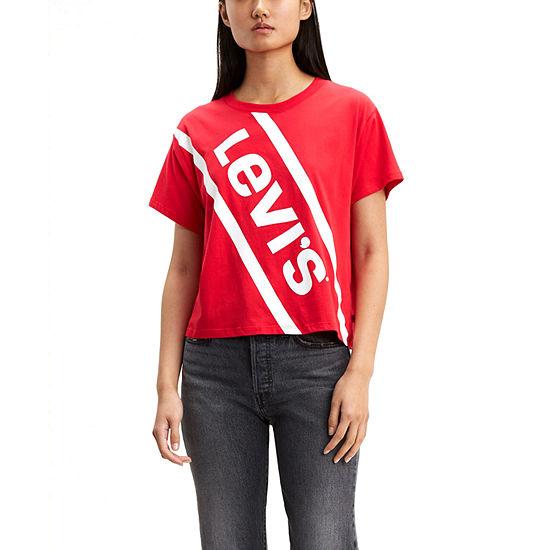 Levi's® Womens Crop Top