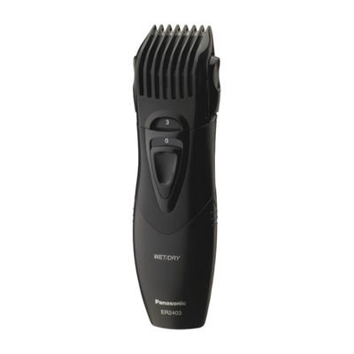 Panasonic™ Hair, Beard, and Body Wet Dry Trimmer