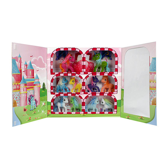Toy Playset 11-pc. - Girls