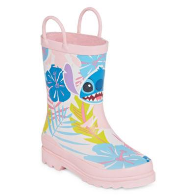 Disney Little Kid/Big Kid-Girls Rain Boots