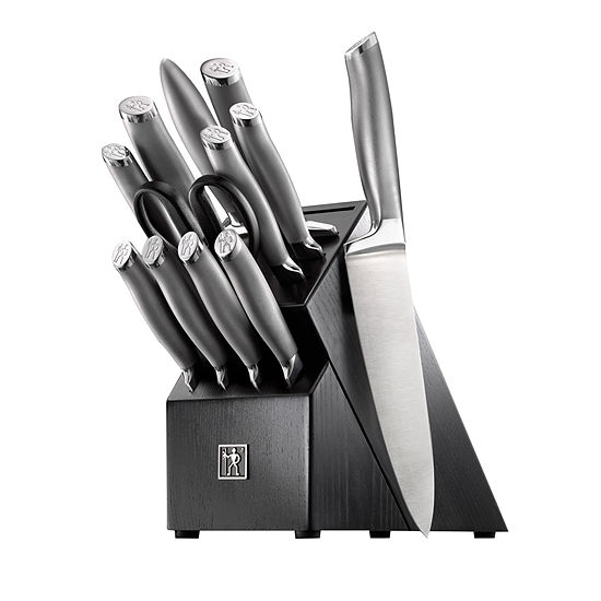 Henckels International Modernist 13-pc. Knife Block Set
