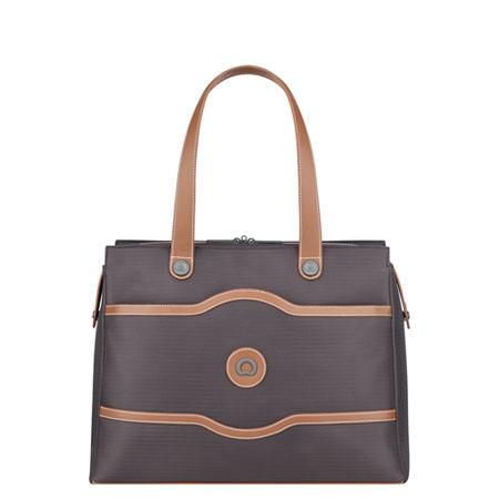 Delsey Chatelet Soft Air Shoulder Bag, One Size , Brown
