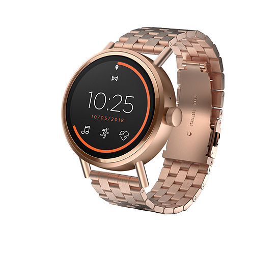 Misfit Vapor 2 Unisex Rose Goldtone Smart Watch-Mis7103