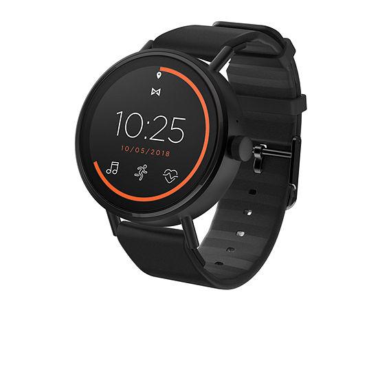 Misfit Vapor 2 Mens Black Smart Watch-Mis7200