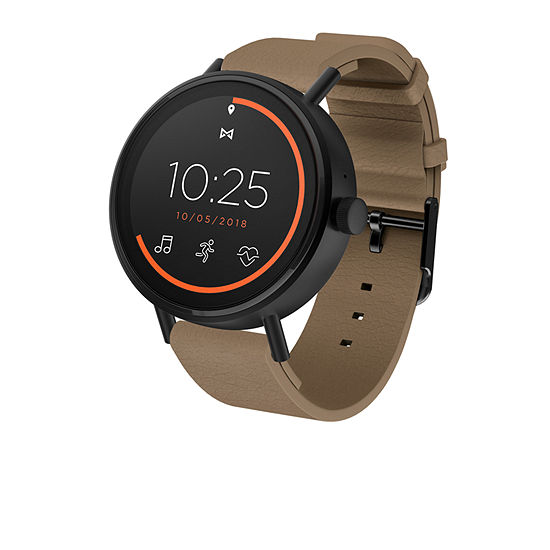 Misfit Vapor 2 Unisex Brown Smart Watch Mis7203