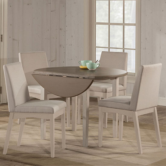 Hillsdale House Clarion 5-pc. Round Dining Set