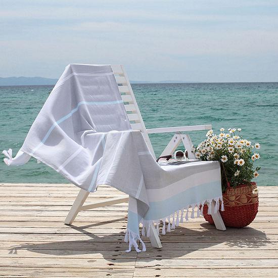 Linum Home Textiles Sea Side Fun 40x75 Beach Towel