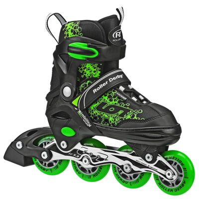 Roller Derby Ion 7.2 Adjustable Inline Skates - Boys
