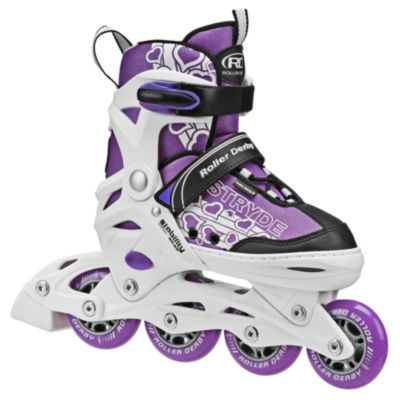 Roller Derby Stryde Adjustable Inline Skates - Girls