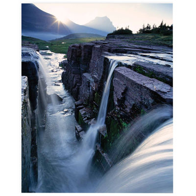 The Falls Canvas Wall Art