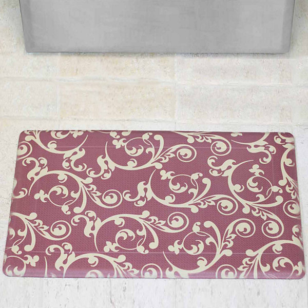 Chef Gear Figaro Anti-Fatigue Gelness Comfort Kitchen Mat