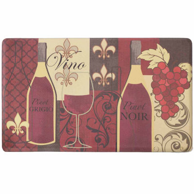 Chef Gear Vino Anti-Fatigue Gelness Comfort Kitchen Mat