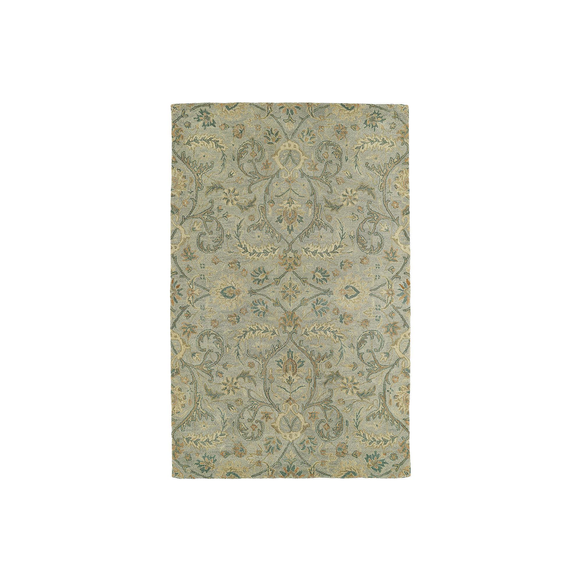 Kaleen Helena Athena Hand-Tufted Wool RectangularRug