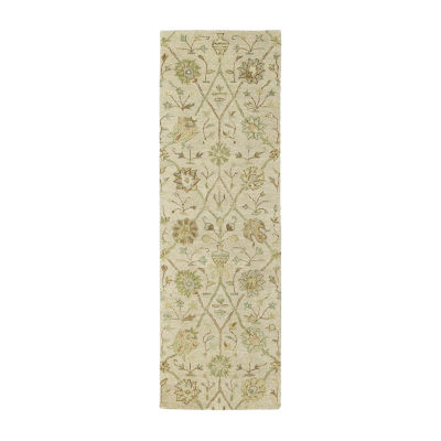 Kaleen Helena Aphrodite Hand-Tufted Wool Rectangular Rug