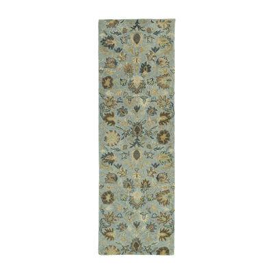 Kaleen Helena Troy Hand-Tufted Wool Rectangular Rug