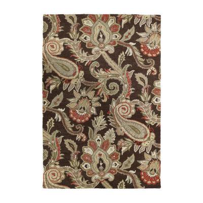 Kaleen Helena Odyusseus Hand-Tufted Wool Rectangular Rug