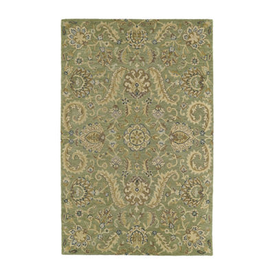 Kaleen Helena Virgil Hand-Tufted Wool RectangularRug