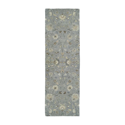 Kaleen Helena Solon Hand-Tufted Wool Rectangular Rug