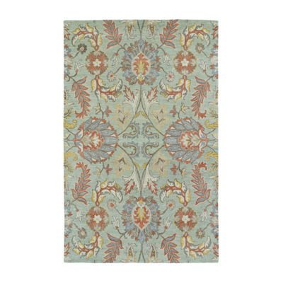 Kaleen Helena Kyra Hand-Tufted Wool Rectangular Rug