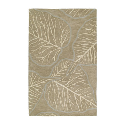 Kaleen Astronomy Newton Hand-Tufted Wool Rectangular Rug