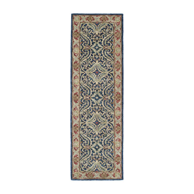 Kaleen Solomon Tyre Hand-Tufted Wool Rectangular Rug
