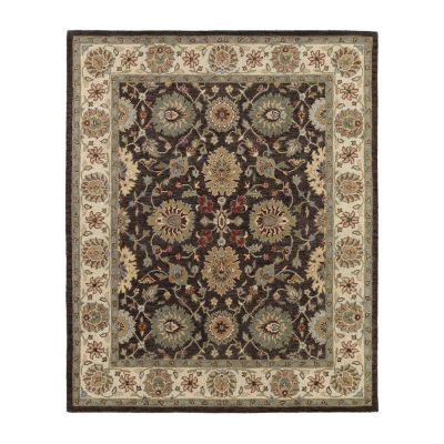 Kaleen Solomon Elijah Hand-Tufted Wool Rectangular Rug