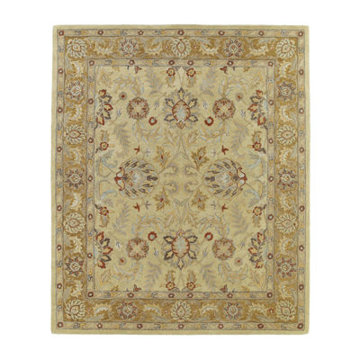 Kaleen Solomon Joab Hand-Tufted Wool Rectangular Rug