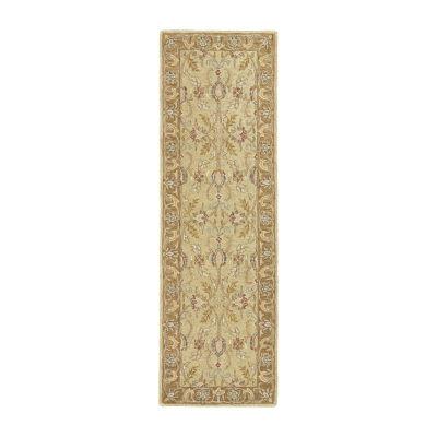 Kaleen Solomon Joab Hand-Tufted Wool Rectangular Rug