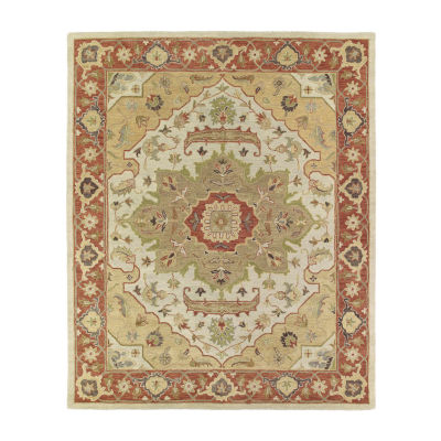 Kaleen Solomon Micah Hand-Tufted Wool Rectangular Rug
