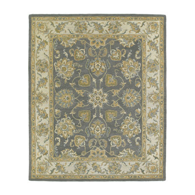 Kaleen Solomon Ezekial Hand-Tufted Wool Rectangular Rug