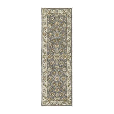 Kaleen Solomon Ezekial Hand-Tufted Wool Rectangular Rug