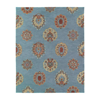 Kaleen Brooklyn Tatum Hand-Tufted Wool RectangularRug