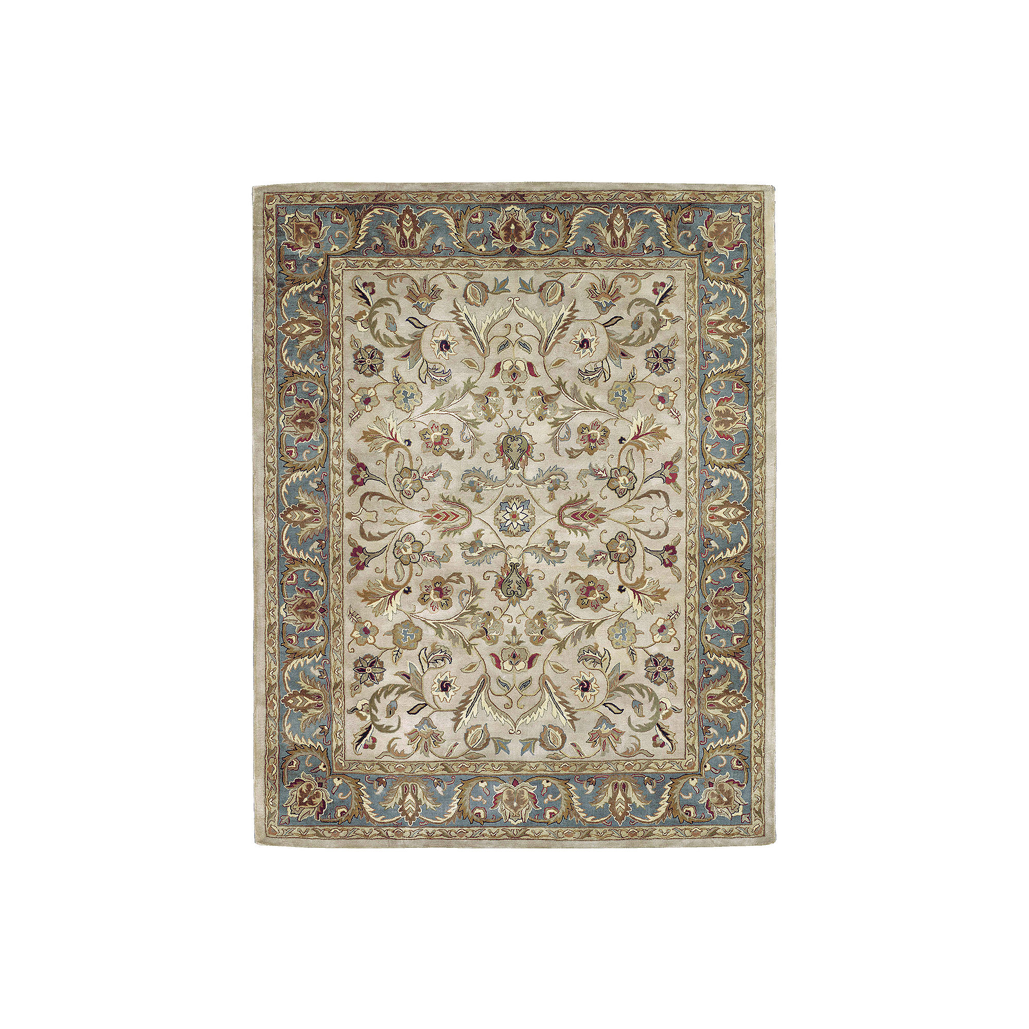 Kaleen Mystic William Hand-Tufted Wool Rug