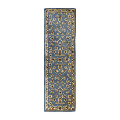 Kaleen Mystic William Hand-Tufted Wool Rug