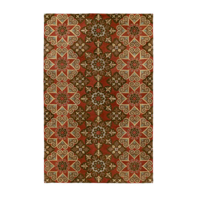 Kaleen Mystic Papal Hand-Tufted Wool Rug