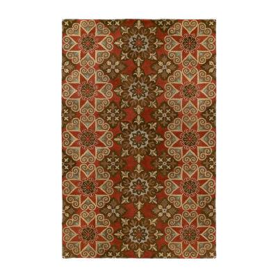 Kaleen Mystic Papal Hand-Tufted Wool Rug
