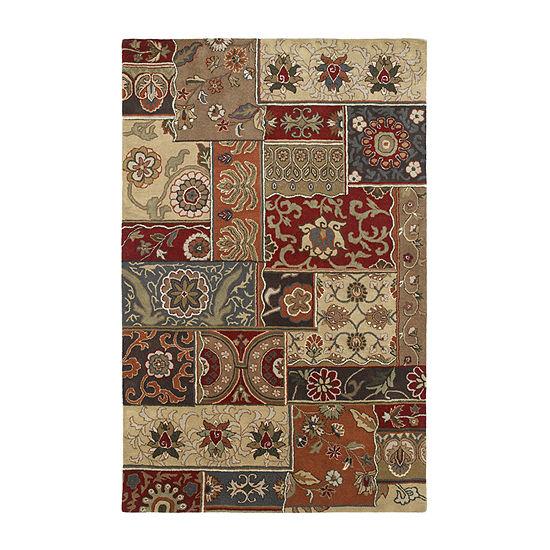 Kaleen Mystic Aral Hand Tufted Wool Rug