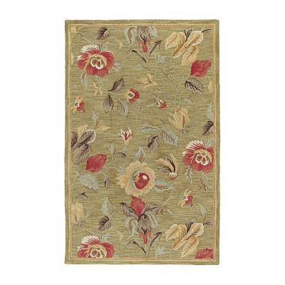 Kaleen Khazana Savannah Hand-Tufted Wool Rectangular Rug