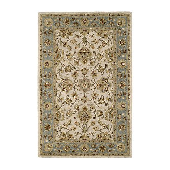 Kaleen Khazana St. George Hand-Tufted Wool Rectangular Rug