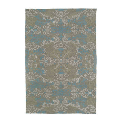 Kaleen Cozy Toes New Direction Rectangular Rug
